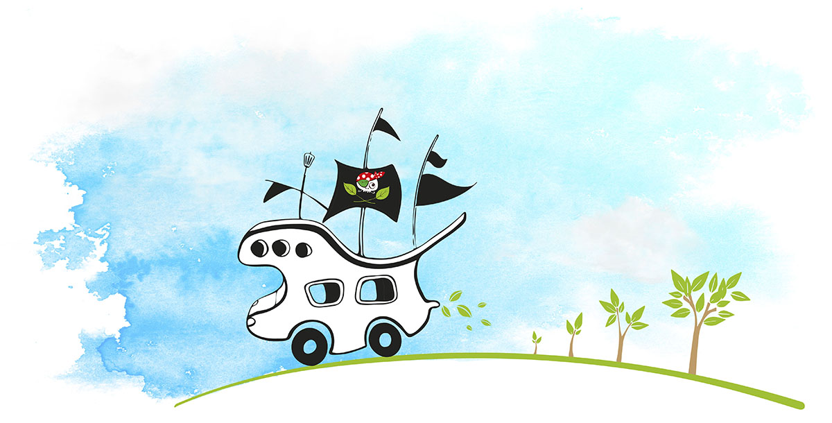 green pirate project caravana1